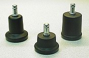 Bell Glides for office furniture casters